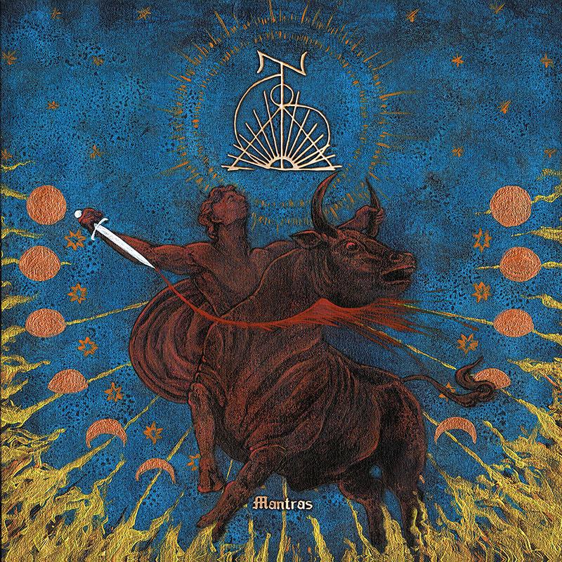 Mantras Grande Loge Album Cover